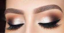 عکس, آرایش های جذاب با لباس های سیاه و سفید