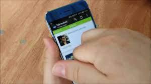 عکس, روش گرفتن اسکرین با گوشی آنر و هوآوی