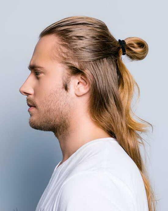عکس, آیا اکستنشن مو مردانه هم داریم