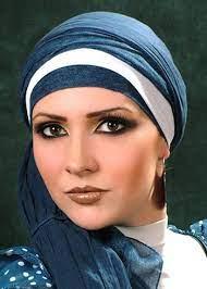 عکس, آرایش های ست شده با لباس سرمه ای