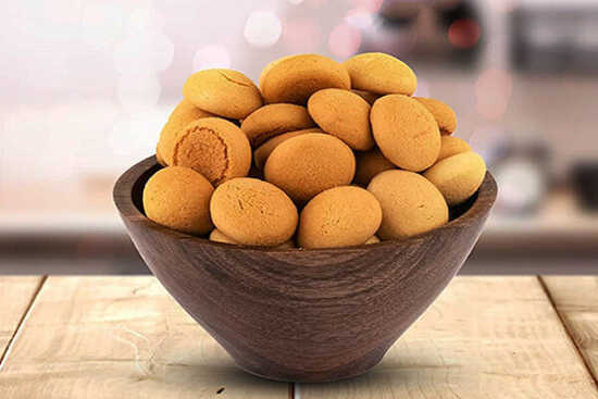 عکس, آموزش پختن شیرینی حاجی بادام در یک ربع
