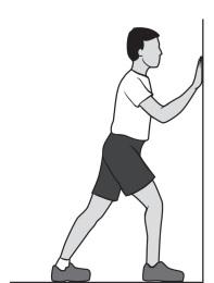 عکس, ورزشهای تقویت مچ پا و درمان درد آن