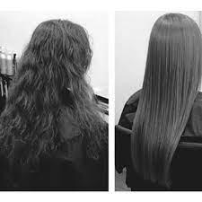 عکس, کراتینه موهای رنگ شده و رنگ زدن مو بعد از کراتینه