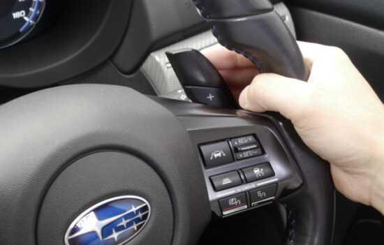 عکس, جای دقیق پدل شیفتر خودرو کاربرد آن و روش استفاده