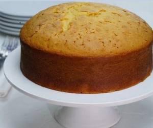 عکس, آموزش کیک وانیلی با بیشترین پف و بهترین بافت