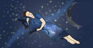 عکس, تعبیر کابوس های شبانه تکراری و خواب های تکراری