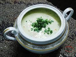 عکس, روش پخت سوپ خامه ای مجلسی اعلاء