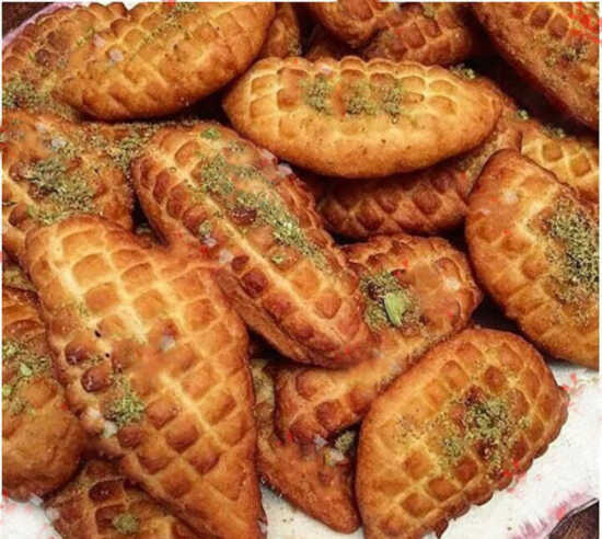 عکس, شیرینی خوشمزه و افغانی بسراق