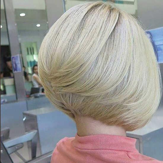 عکس, آموزش رنگ مو طلایی روشن پر طرفدارترین رنگ در بین خانم ها