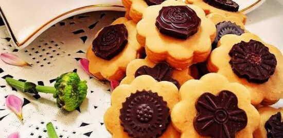 عکس, خوشمزه ترین سبک پختن شیرینی بیسکوییتی