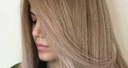 عکس, آموزش روشن کردن موهای قهوه ای بدون دکلره