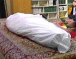 عکس, دیدن کفن مرده در خواب و زنده شدن مرده ای که معروف است