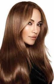 عکس, فرمول رنگ مو شکلاتی ساده و شیک روی موها
