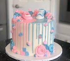 عکس, ایده های خاص و شیک کیک تعیین جنسیت نی نی