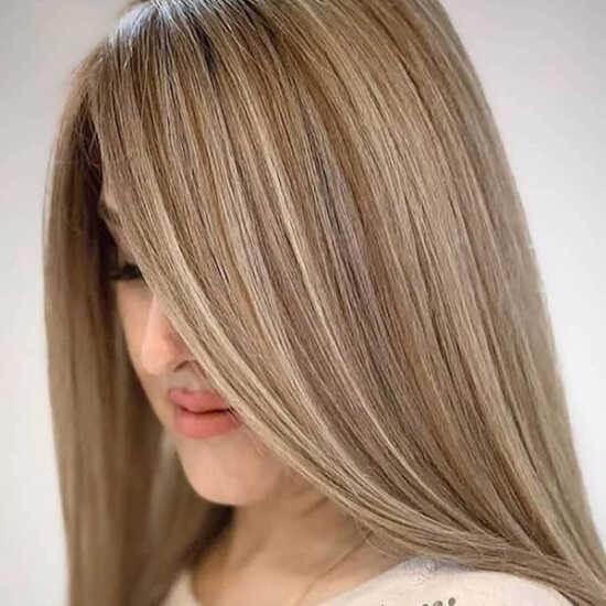 عکس, فرمول رنگ مو لایت برای خانم های با سلیقه