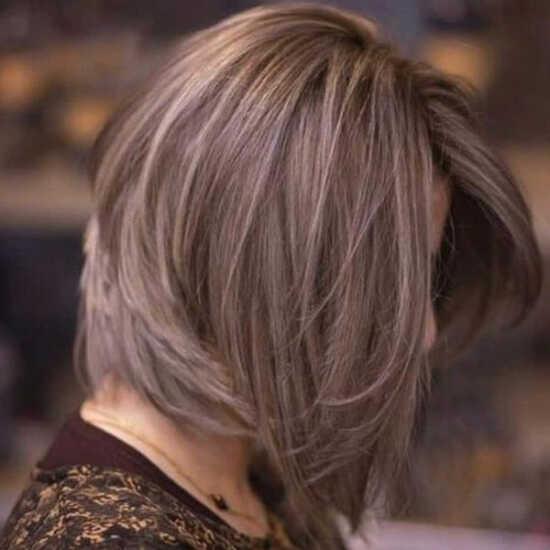 عکس, رنگ و مش تیره فرمول در آوردن آن روی مو