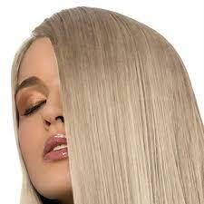 عکس, ترکیب رنگ موی کرم دودی برای خانم های خوش سلیقه