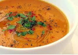 عکس, پخت سوپ دال عدس ترکیه ای را یاد بگیر