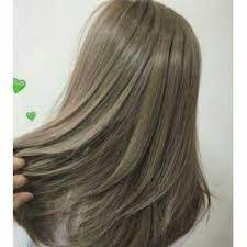 عکس, فرمول رنگساژ زیتونی ساده روی موها