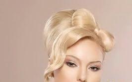 عکس, فرمول ساده ی رنگ مو کرم نخودی روی موها