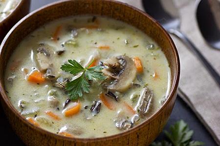 عکس, دستور پختن سوپ بلدرچین مقوی ترین سوپ
