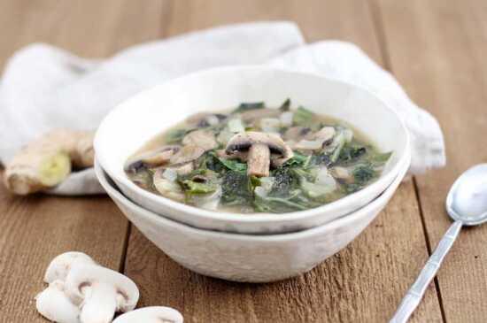 عکس, آموزش سوپ ژاپنی خوشمزه میسو
