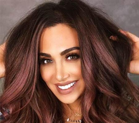 عکس, رنگ موی جذاب برای خانم ها با پوست های تیره