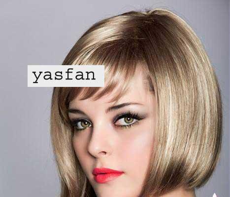 عکس, رنگ بژ دودی روشن را چگونه روی مو اجرا کنیم