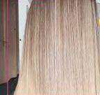 عکس, رنگ موی ترکیبی شنی طلایی با عکس و فرمول