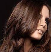 عکس, رنگ موی جذاب برای خانمها با پوست های گندمی و نخودی