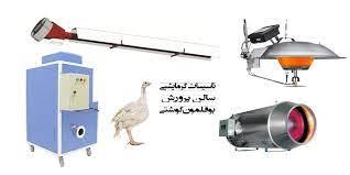عکس, تجهیزات و سالن پرورش شتر مرغ باید ها و نباید ها