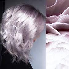عکس, آموزش یاسی کردن موها فرمول رنگ موی یاسی