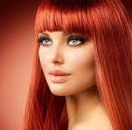عکس, آموزش ترکیب رنگ مو مسی آتشین