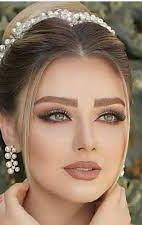 عکس, زیباترین نمونه های آرایش لایت عروس