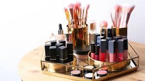 عکس, ایده های شیک چیدن لاک و لوازم آرایش روی میز آرایش