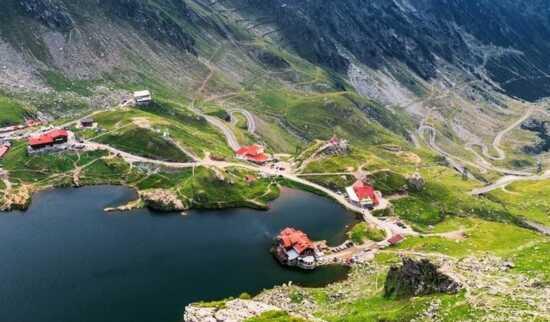 عکس, عکس زیباترین جاده های جهان با اسم و کشور جاده