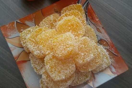 عکس, آموزش لوکوم پرتقال برای مراسم و یلدا
