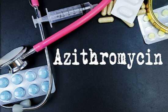 عکس, آزیترومایسین برای کرونا مصرف کنیم یا نه