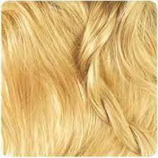 عکس, فرمول رنگ موی بلوند طلایی خیلی روشن