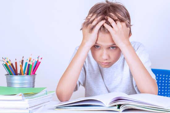 عکس, روش های زیاد کردن تمرکز کودک روی درس برای دبستانی ها
