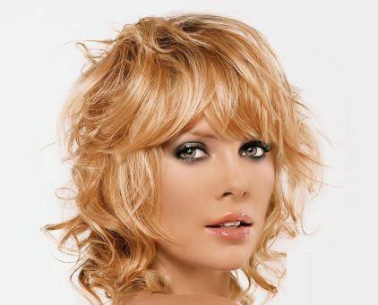عکس, برای داشتن مو با رنگ عسلی گرم از چه ترکیبی استفاده کنیم