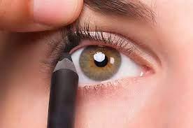 عکس, خط چشم نامرئی داخل چشم فیلم آموزشی